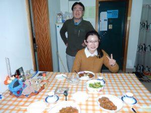 春から日本へ留学する学生と