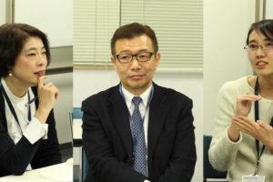 新任講師スペシャル対談【第3回】