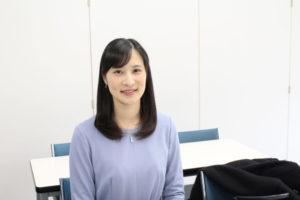 高田紘子さん スペシャルインタビュー