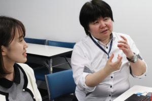 新任教師スペシャル対談 Vol.2【第1回】
